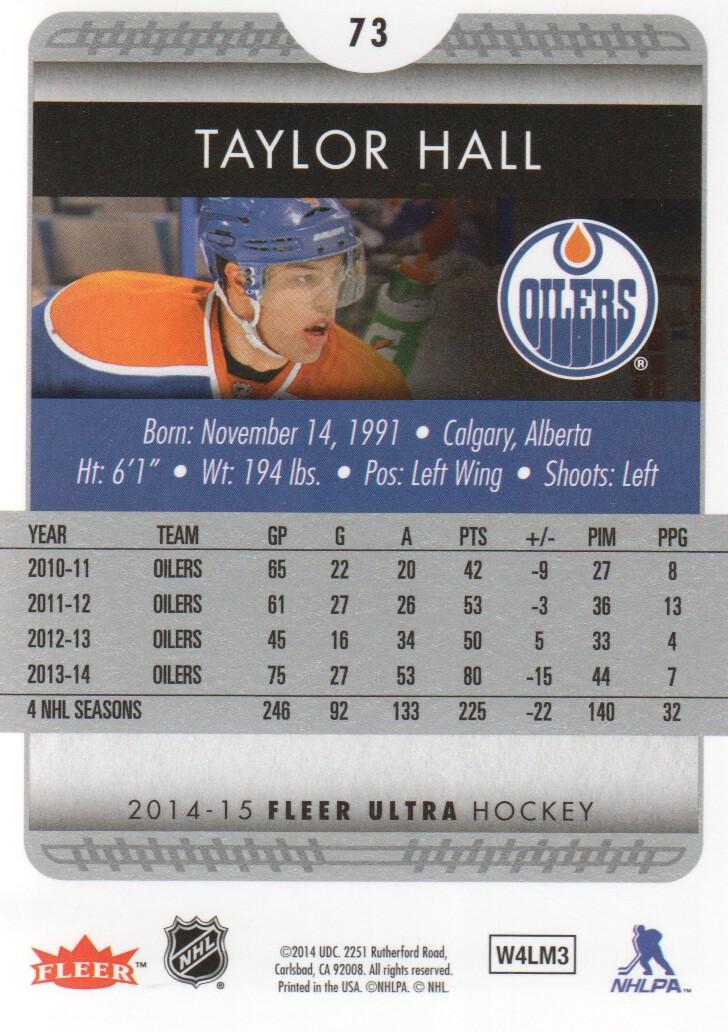2014-15-Ultra-Hockey-Card-s-1-200-Rookies-You-Pick-Buy-10-cards-FREE-SHIP thumbnail 145