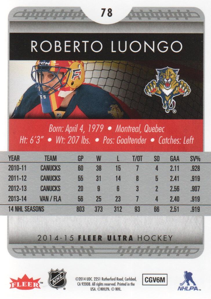 2014-15-Ultra-Hockey-Card-s-1-200-Rookies-You-Pick-Buy-10-cards-FREE-SHIP thumbnail 155