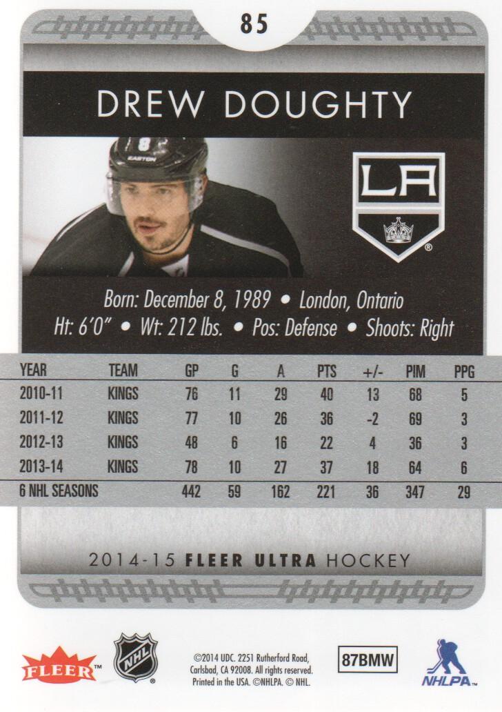 2014-15-Ultra-Hockey-Card-s-1-200-Rookies-You-Pick-Buy-10-cards-FREE-SHIP thumbnail 169