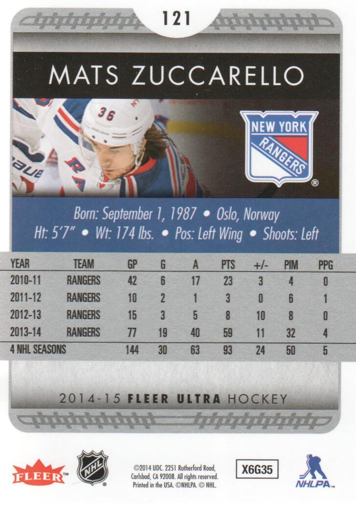 2014-15-Ultra-Hockey-Card-s-1-200-Rookies-You-Pick-Buy-10-cards-FREE-SHIP thumbnail 239