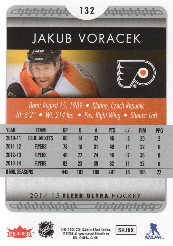 2014-15-Ultra-Hockey-Card-s-1-200-Rookies-You-Pick-Buy-10-cards-FREE-SHIP thumbnail 261