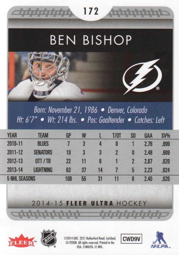 2014-15-Ultra-Hockey-Card-s-1-200-Rookies-You-Pick-Buy-10-cards-FREE-SHIP thumbnail 341