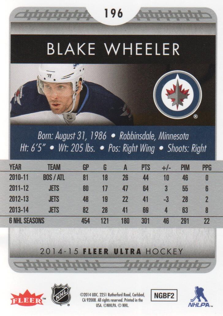 2014-15-Ultra-Hockey-Card-s-1-200-Rookies-You-Pick-Buy-10-cards-FREE-SHIP thumbnail 387