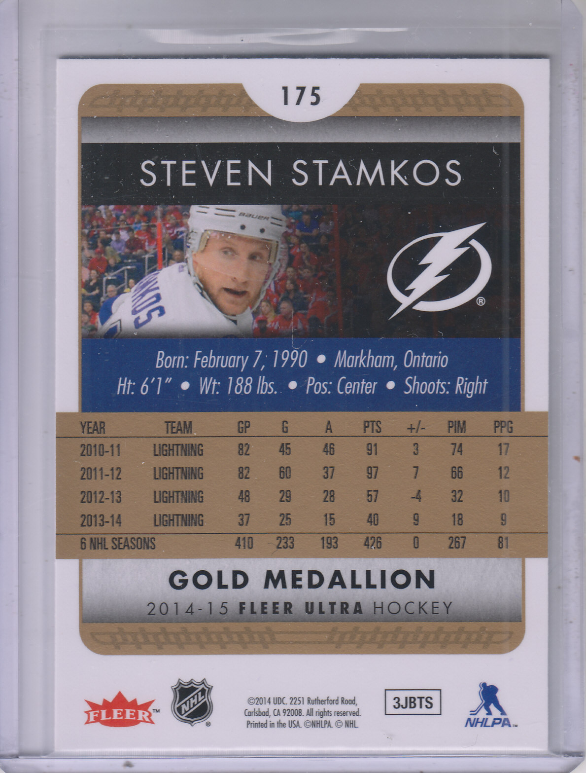 2014-15-Ultra-Hk-Base-Gold-Inserts-Rookies-You-Pick-Buy-10-cards-FREE-SHIP thumbnail 168