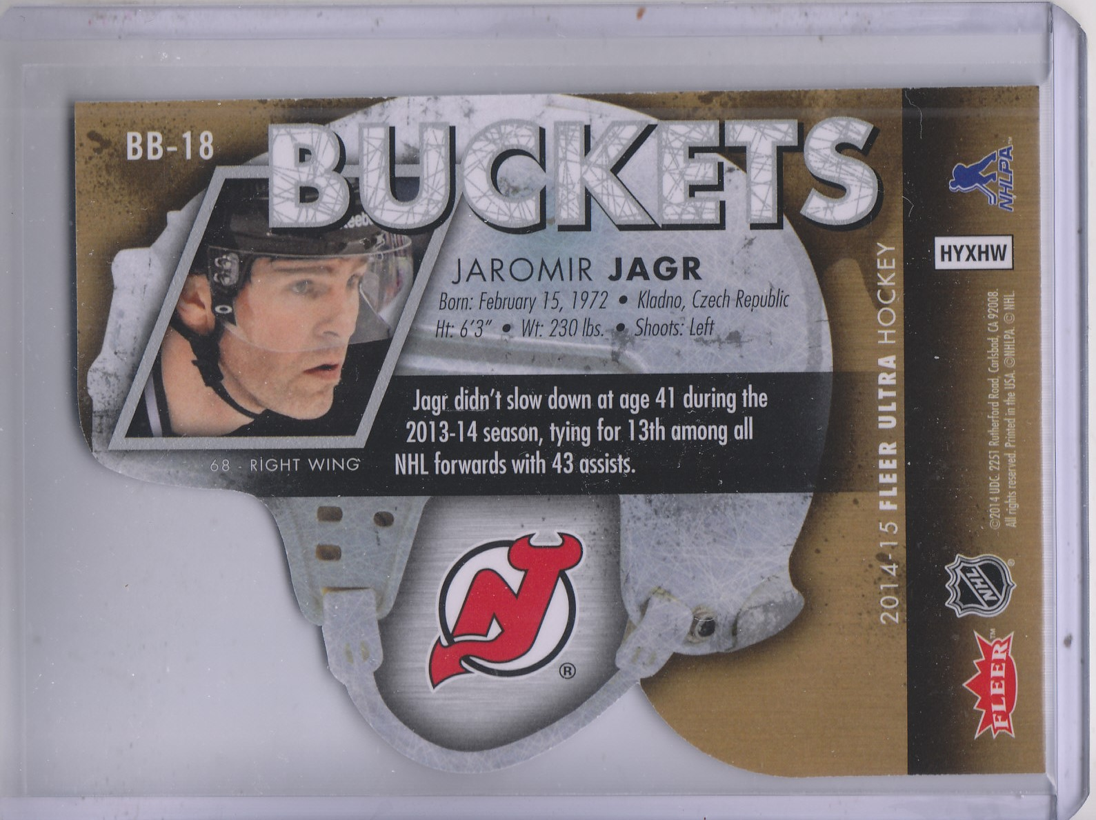 2014-15-Ultra-Hk-Base-Gold-Inserts-Rookies-You-Pick-Buy-10-cards-FREE-SHIP thumbnail 27