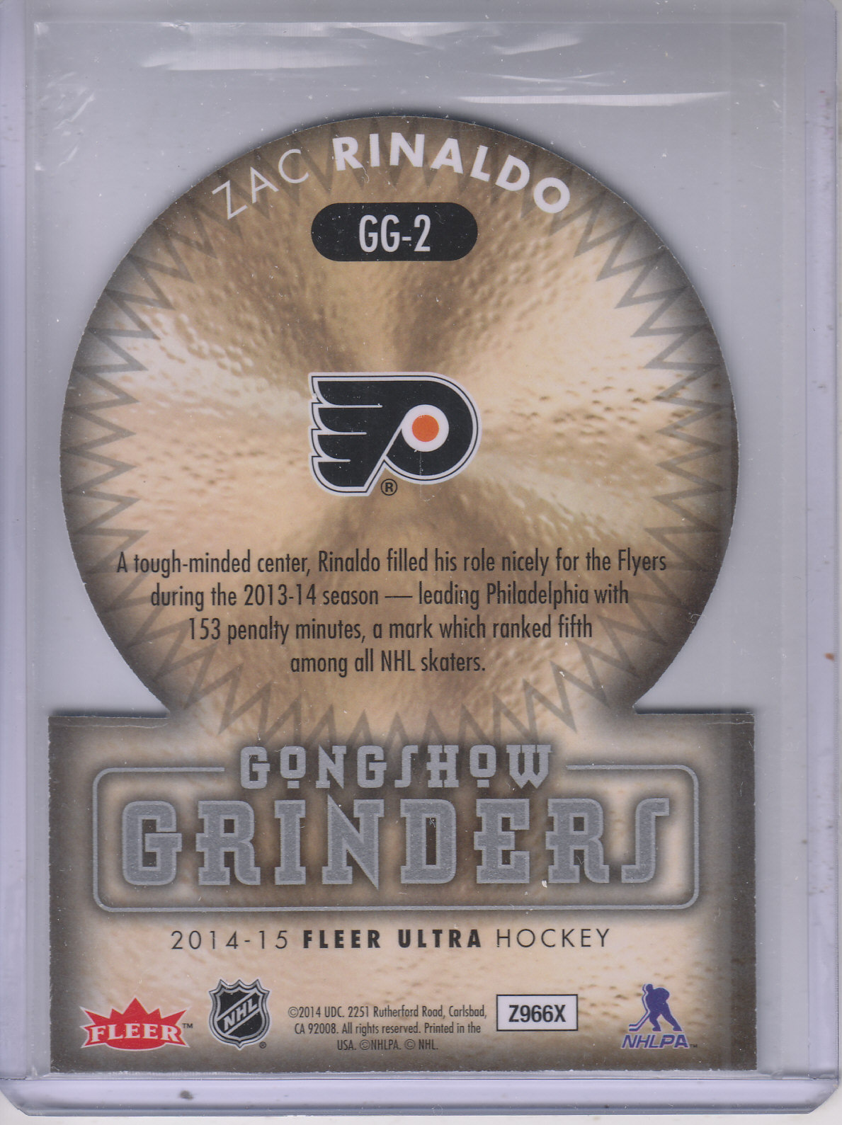 2014-15-Ultra-Hk-Base-Gold-Inserts-Rookies-You-Pick-Buy-10-cards-FREE-SHIP thumbnail 195