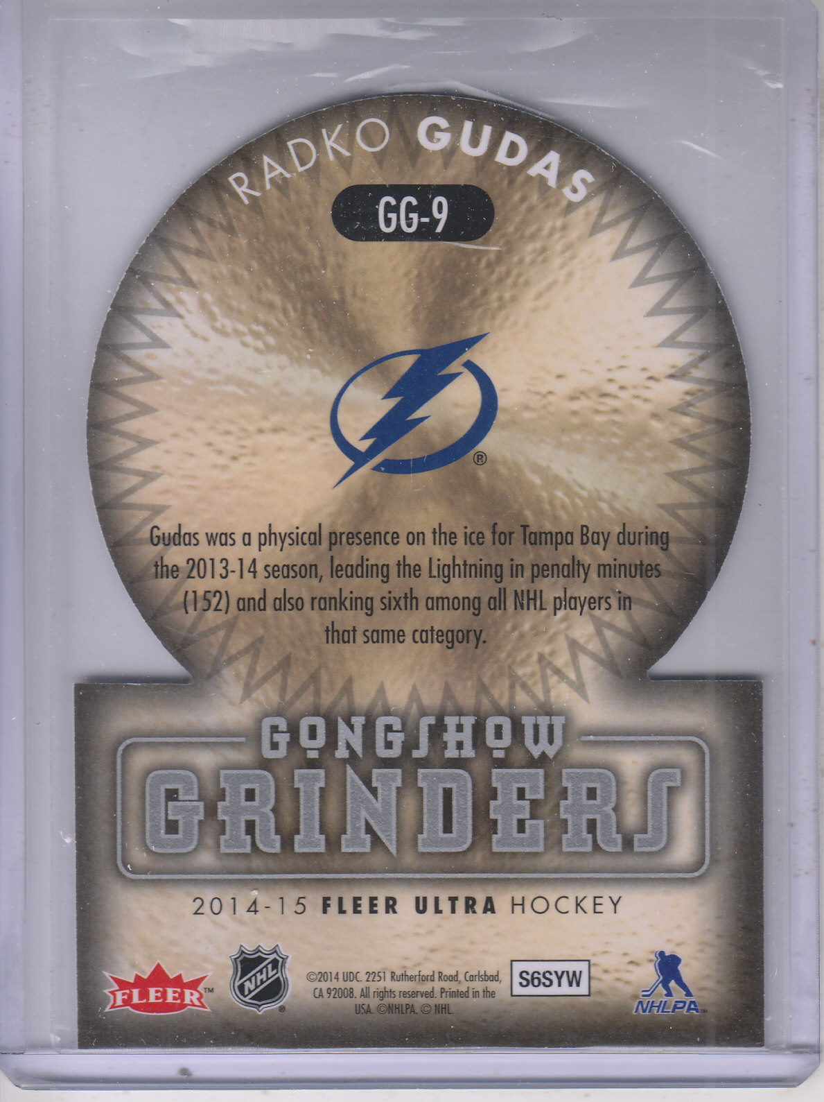 2014-15-Ultra-Hk-Base-Gold-Inserts-Rookies-You-Pick-Buy-10-cards-FREE-SHIP thumbnail 199