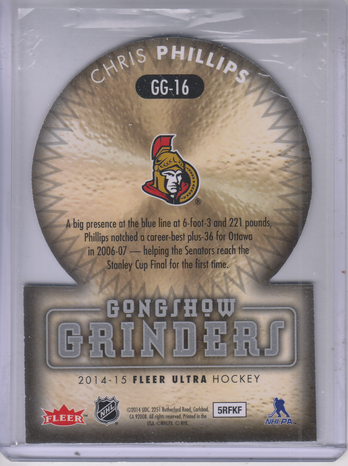2014-15-Ultra-Hk-Base-Gold-Inserts-Rookies-You-Pick-Buy-10-cards-FREE-SHIP thumbnail 205