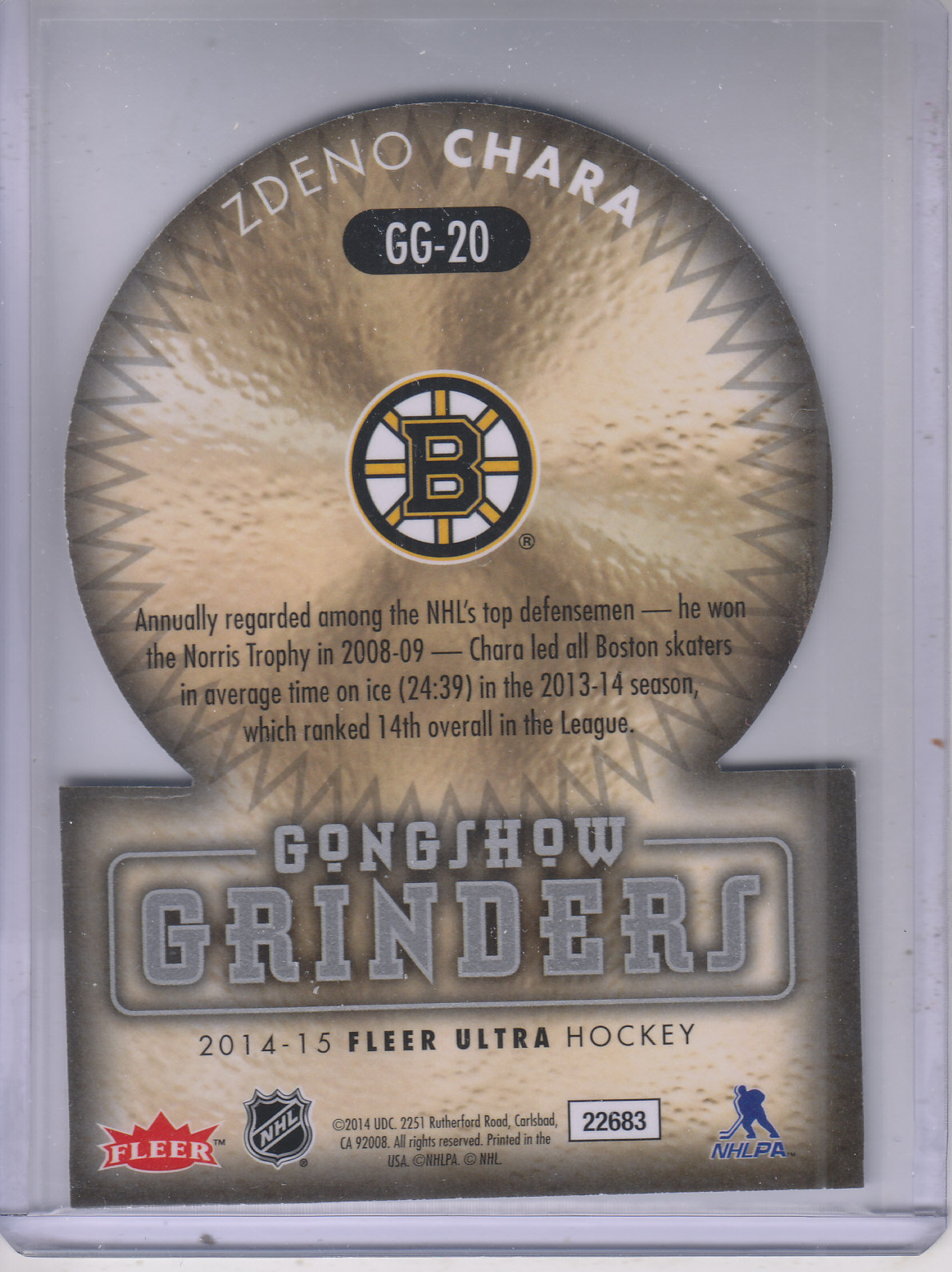 2014-15-Ultra-Hk-Base-Gold-Inserts-Rookies-You-Pick-Buy-10-cards-FREE-SHIP thumbnail 207