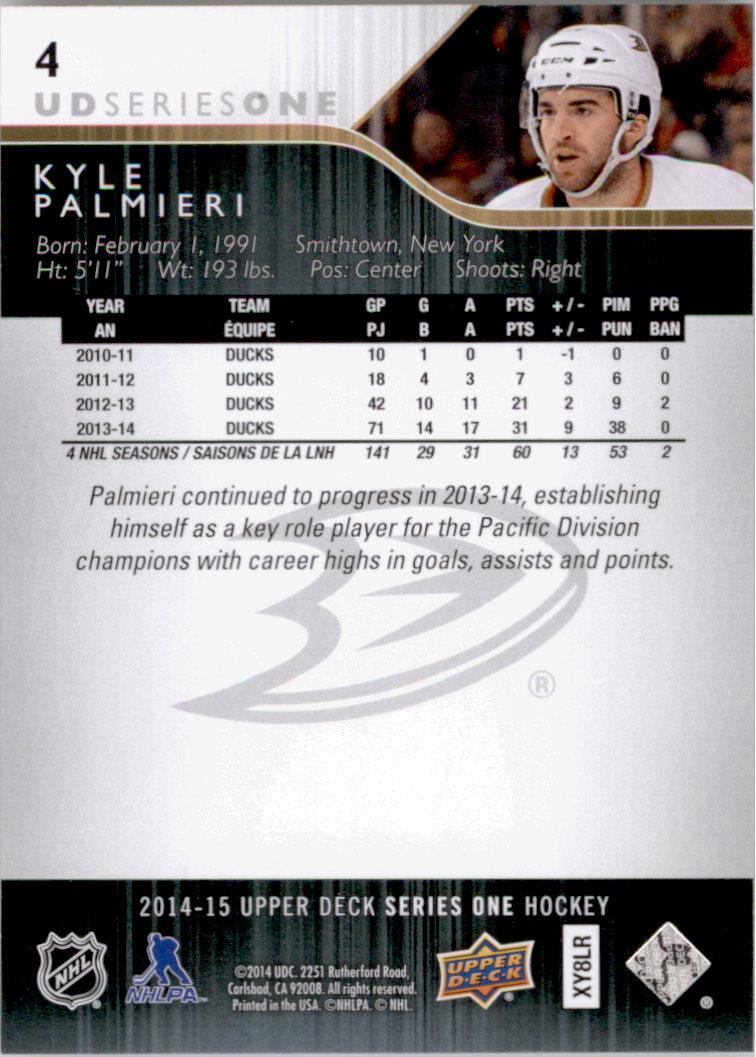 2014-15-Upper-Deck-Hk-Card-s-1-250-Rookies-U-Pick-Buy-10-cards-FREE-SHIP thumbnail 9