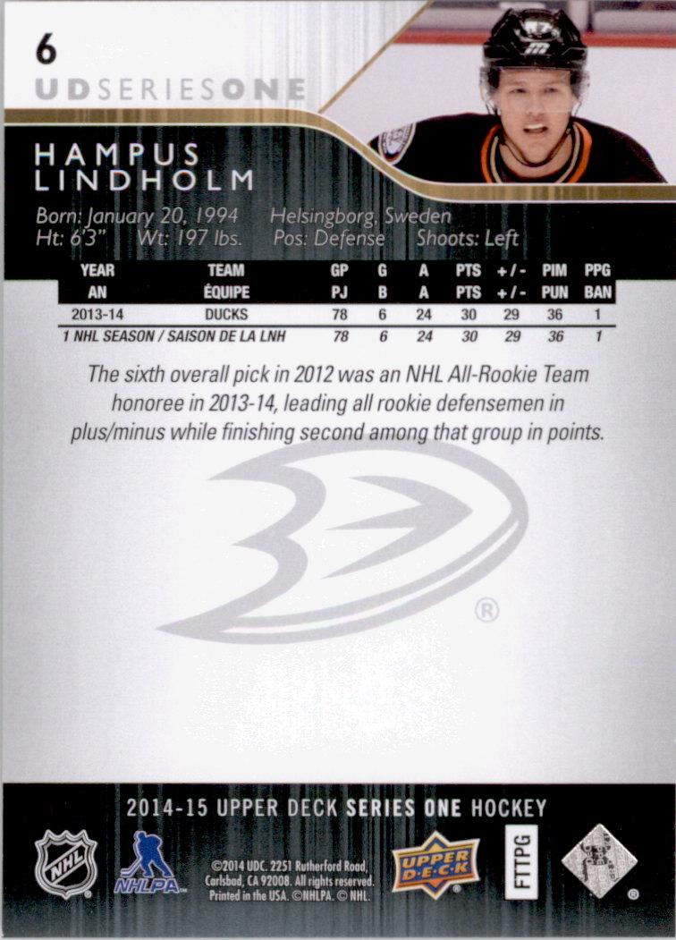 2014-15-Upper-Deck-Hk-Card-s-1-250-Rookies-U-Pick-Buy-10-cards-FREE-SHIP thumbnail 13
