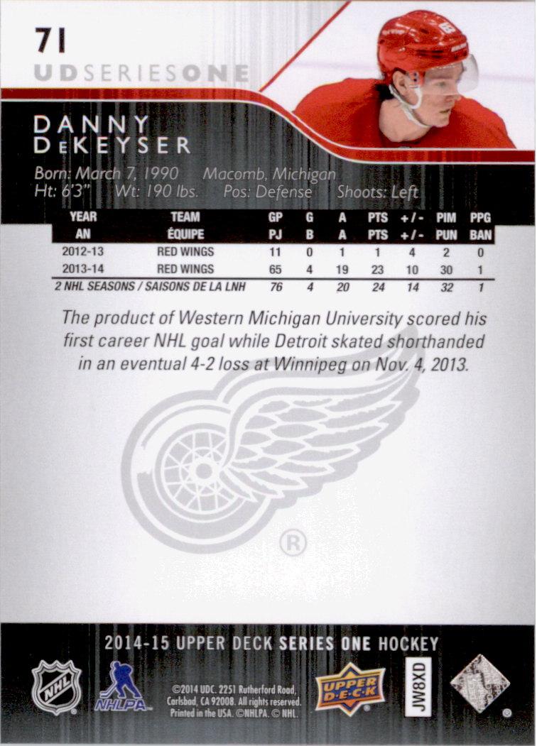 2014-15-Upper-Deck-Hk-Card-s-1-250-Rookies-U-Pick-Buy-10-cards-FREE-SHIP thumbnail 143