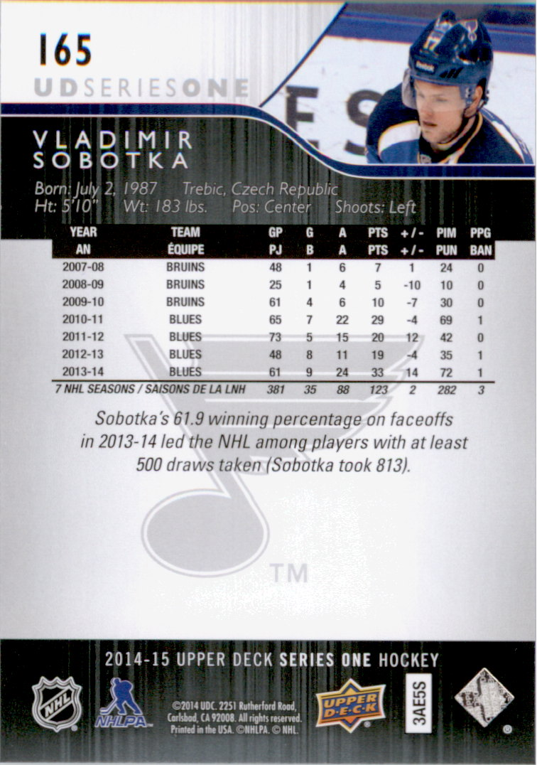 2014-15-Upper-Deck-Hk-Card-s-1-250-Rookies-U-Pick-Buy-10-cards-FREE-SHIP thumbnail 331