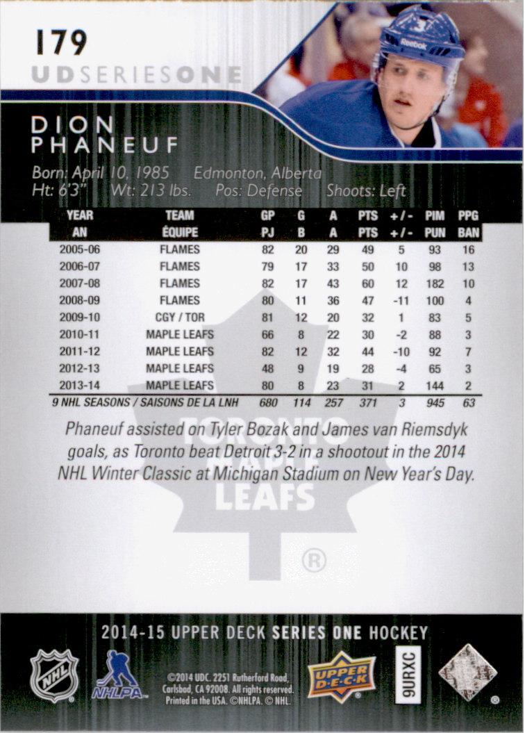 2014-15-Upper-Deck-Hk-Card-s-1-250-Rookies-U-Pick-Buy-10-cards-FREE-SHIP thumbnail 359