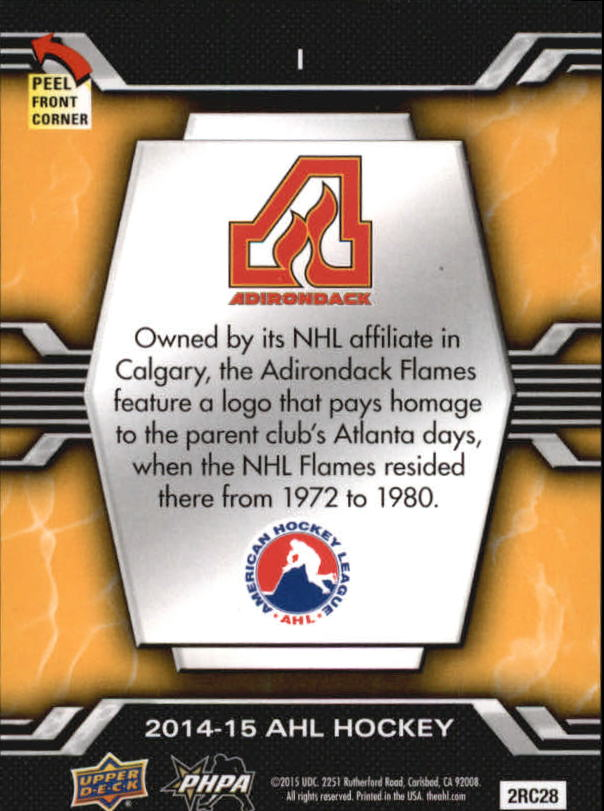 2014-15-Upper-Deck-AHL-Hk-039-s-Logo-Stickers-You-Pick-Buy-10-cards-FREE-SHIP thumbnail 3