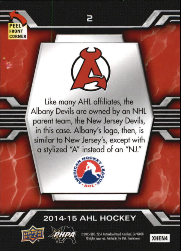 2014-15-Upper-Deck-AHL-Hk-039-s-Logo-Stickers-You-Pick-Buy-10-cards-FREE-SHIP thumbnail 5