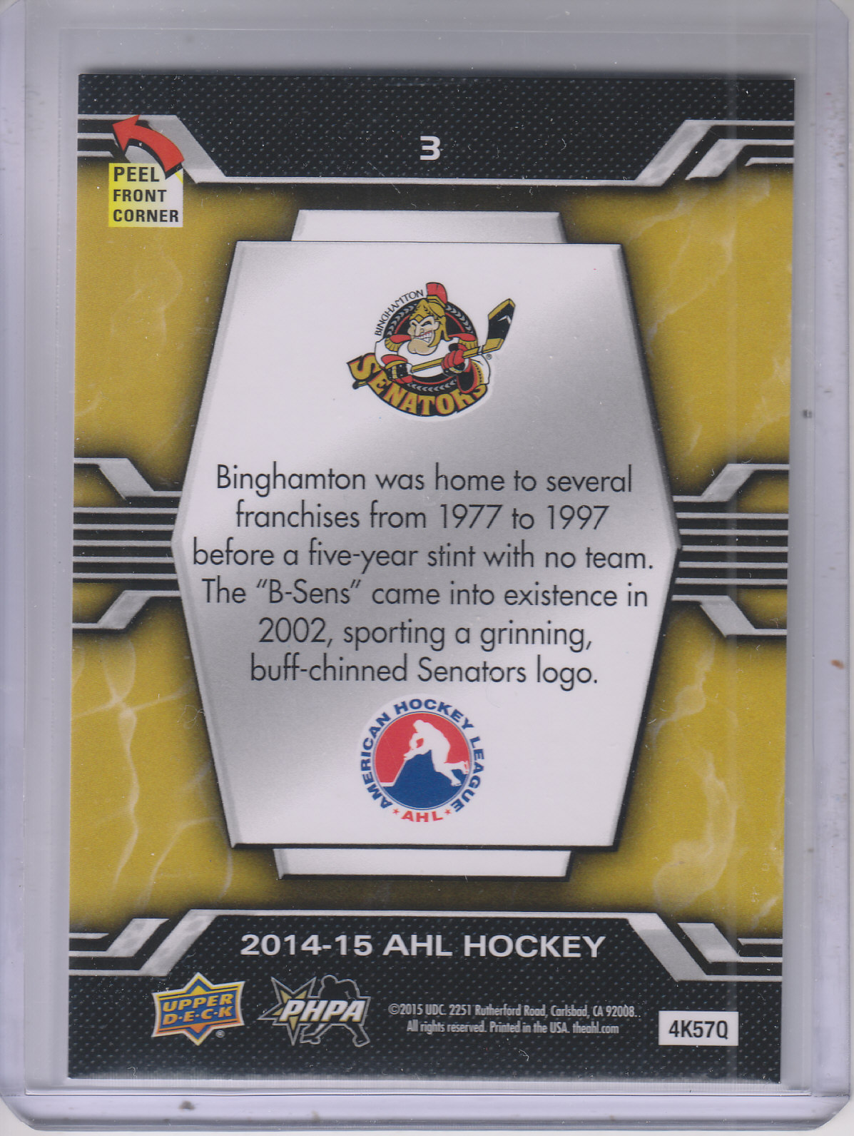 2014-15-Upper-Deck-AHL-Hk-039-s-Logo-Stickers-You-Pick-Buy-10-cards-FREE-SHIP thumbnail 7