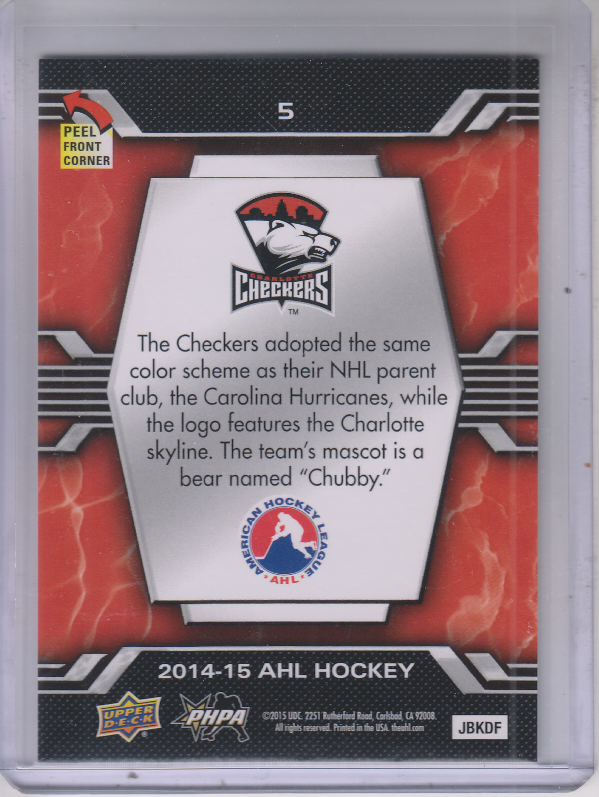 2014-15-Upper-Deck-AHL-Hk-039-s-Logo-Stickers-You-Pick-Buy-10-cards-FREE-SHIP thumbnail 11