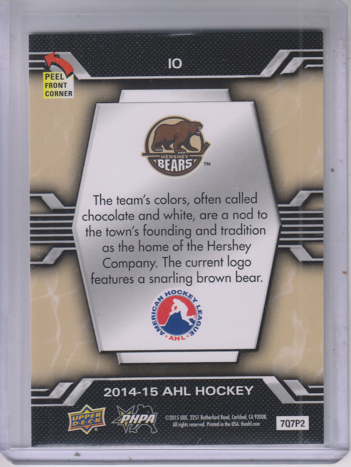 2014-15-Upper-Deck-AHL-Hk-039-s-Logo-Stickers-You-Pick-Buy-10-cards-FREE-SHIP thumbnail 21