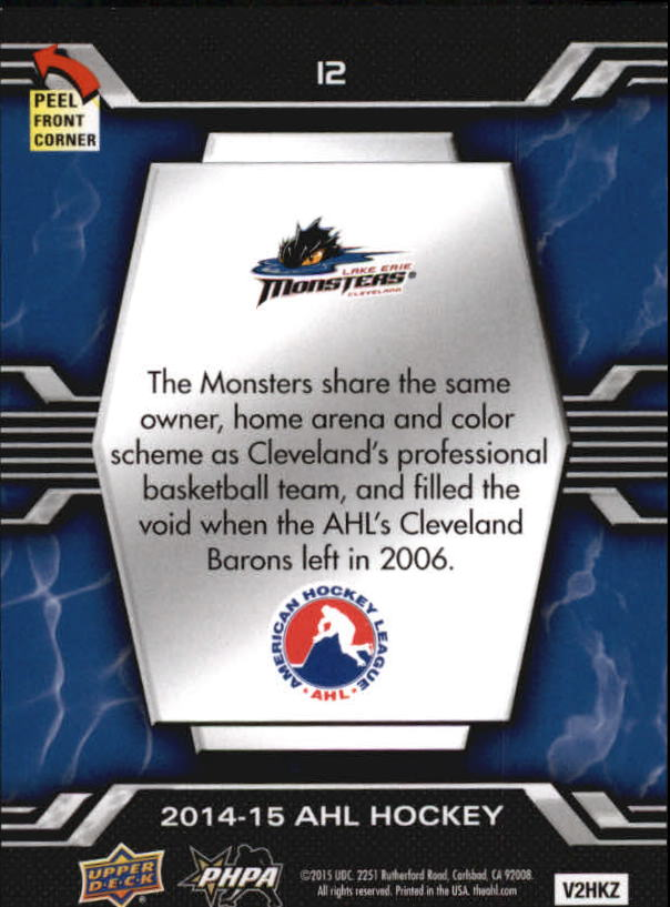 2014-15-Upper-Deck-AHL-Hk-039-s-Logo-Stickers-You-Pick-Buy-10-cards-FREE-SHIP thumbnail 25