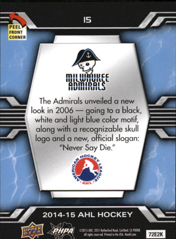 2014-15-Upper-Deck-AHL-Hk-039-s-Logo-Stickers-You-Pick-Buy-10-cards-FREE-SHIP thumbnail 31