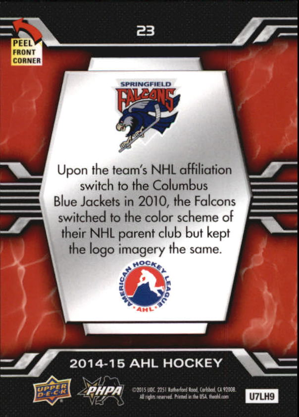 2014-15-Upper-Deck-AHL-Hk-039-s-Logo-Stickers-You-Pick-Buy-10-cards-FREE-SHIP thumbnail 47