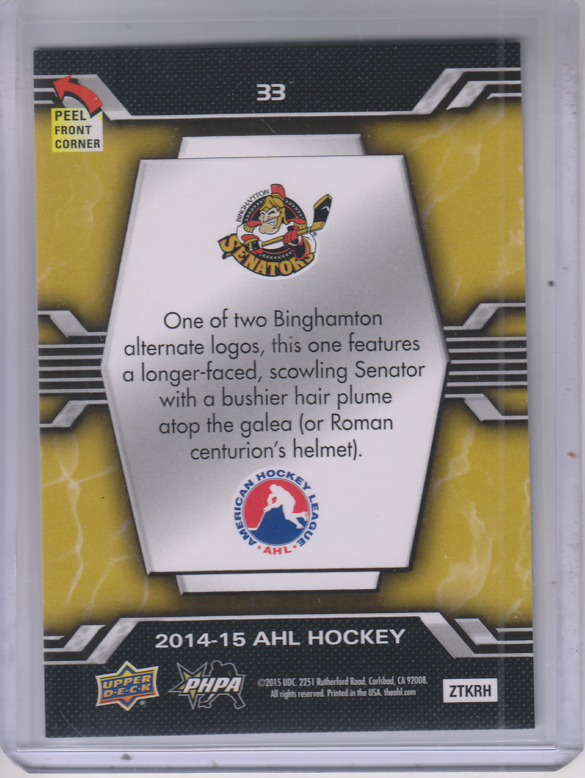 2014-15-Upper-Deck-AHL-Hk-039-s-Logo-Stickers-You-Pick-Buy-10-cards-FREE-SHIP thumbnail 67