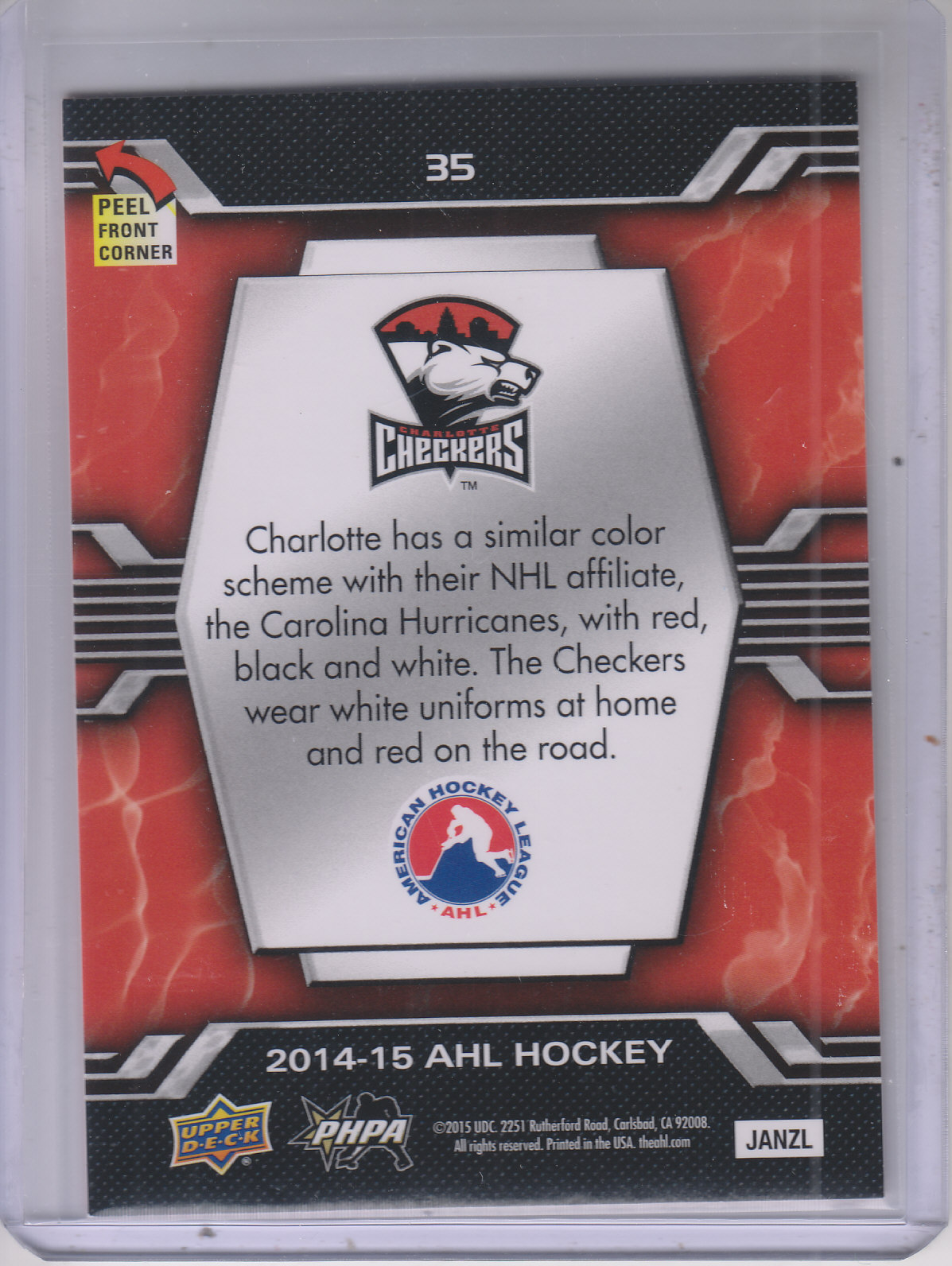 2014-15-Upper-Deck-AHL-Hk-039-s-Logo-Stickers-You-Pick-Buy-10-cards-FREE-SHIP thumbnail 71