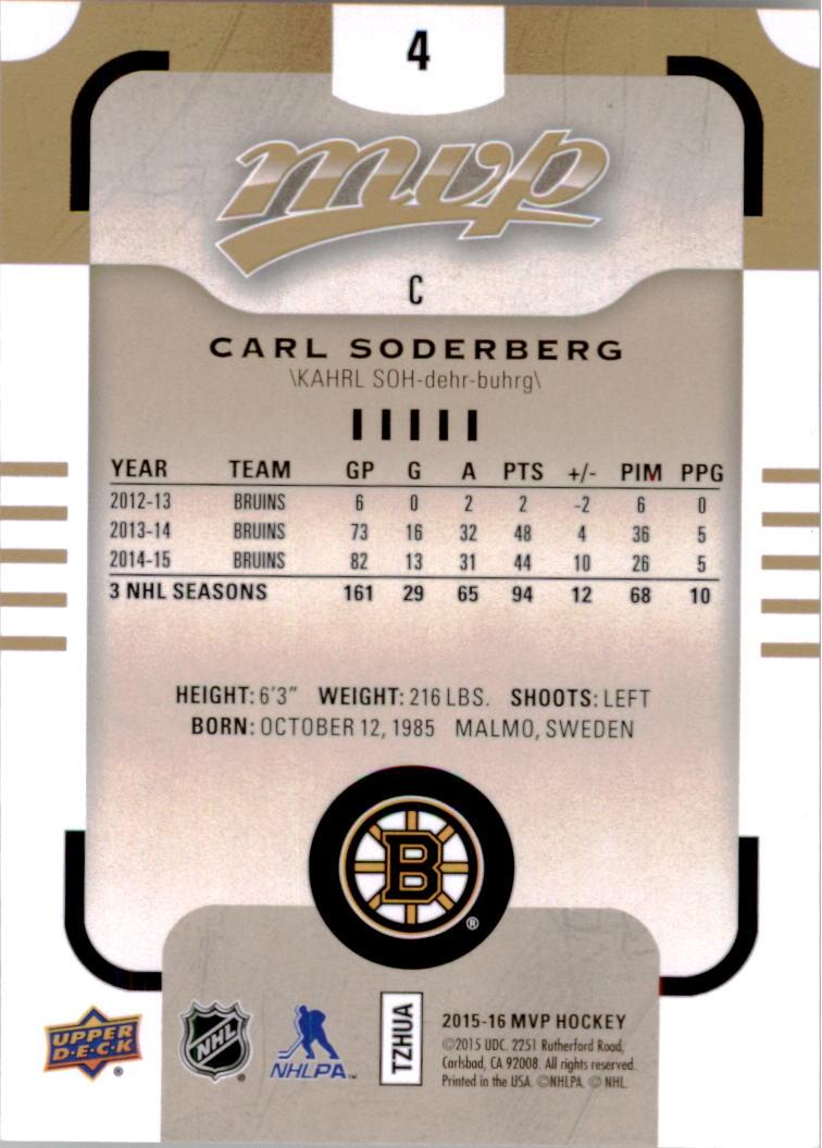 2015-16-Upper-Deck-MVP-Hockey-Card-Pick thumbnail 9