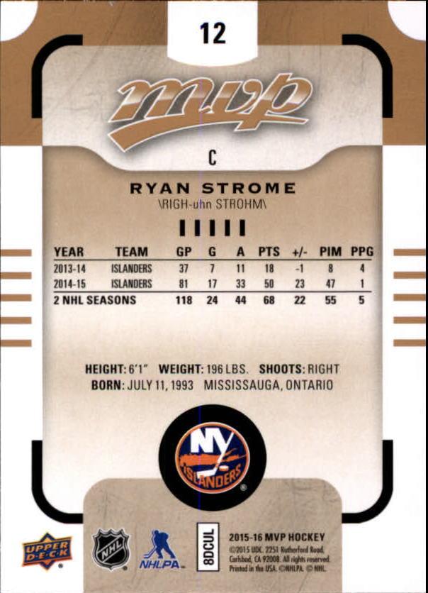 2015-16-Upper-Deck-MVP-Hockey-Card-Pick thumbnail 25