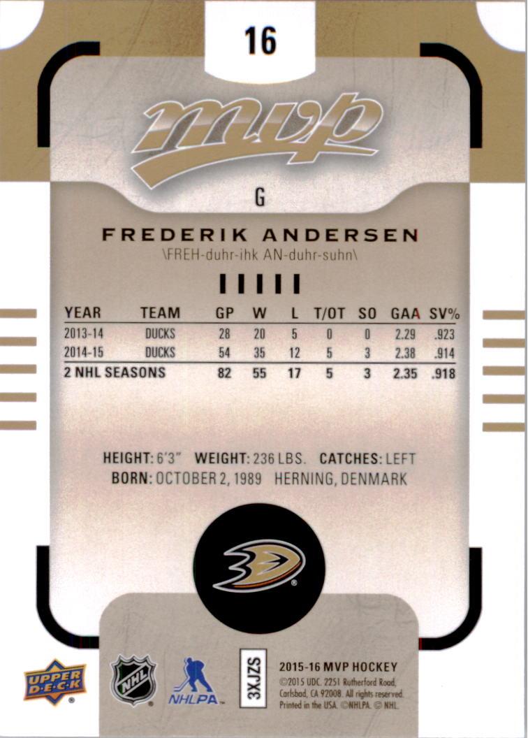 2015-16-Upper-Deck-MVP-Hockey-Card-Pick thumbnail 33