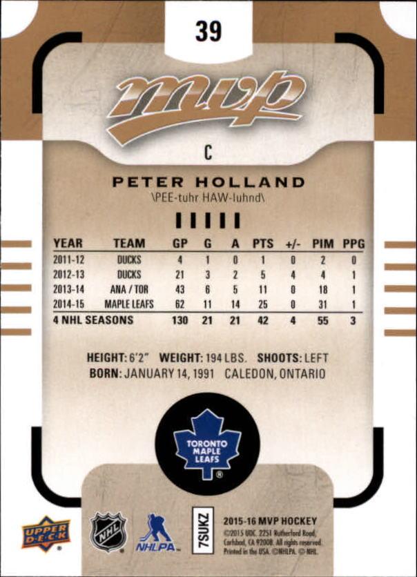 2015-16-Upper-Deck-MVP-Hockey-Card-Pick thumbnail 79