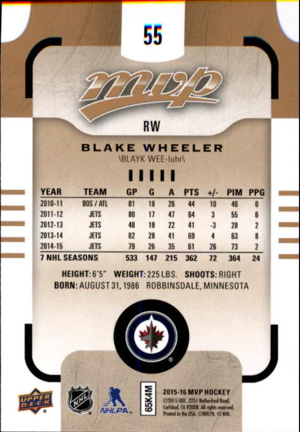 2015-16-Upper-Deck-MVP-Hockey-Card-Pick thumbnail 111