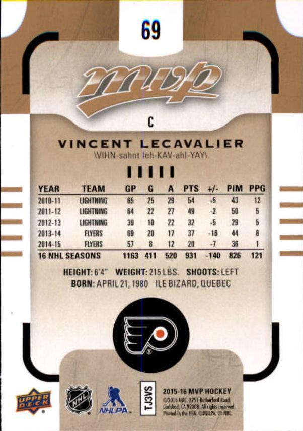 2015-16-Upper-Deck-MVP-Hockey-Card-Pick thumbnail 139