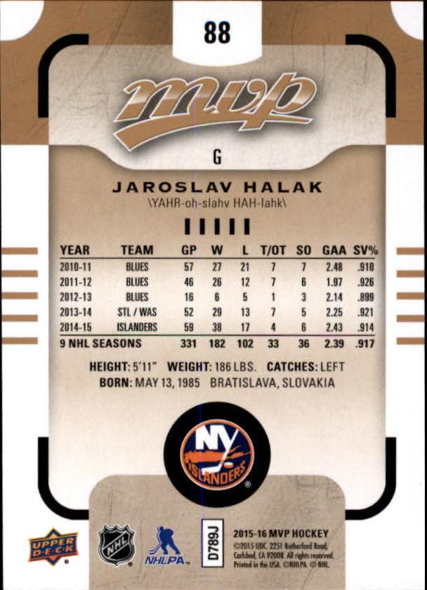 2015-16-Upper-Deck-MVP-Hockey-Card-Pick thumbnail 177