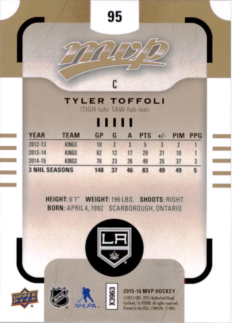 2015-16-Upper-Deck-MVP-Hockey-Card-Pick thumbnail 191