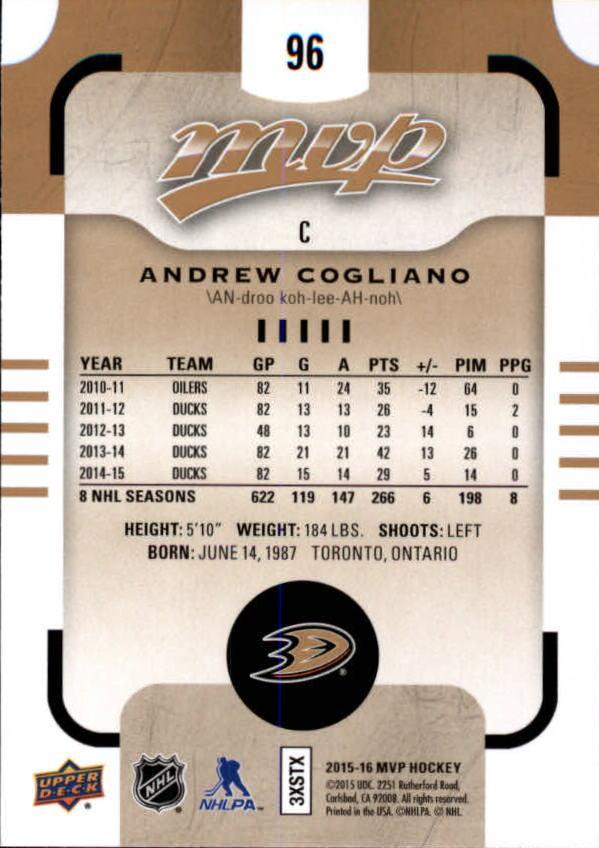 2015-16-Upper-Deck-MVP-Hockey-Card-Pick thumbnail 193