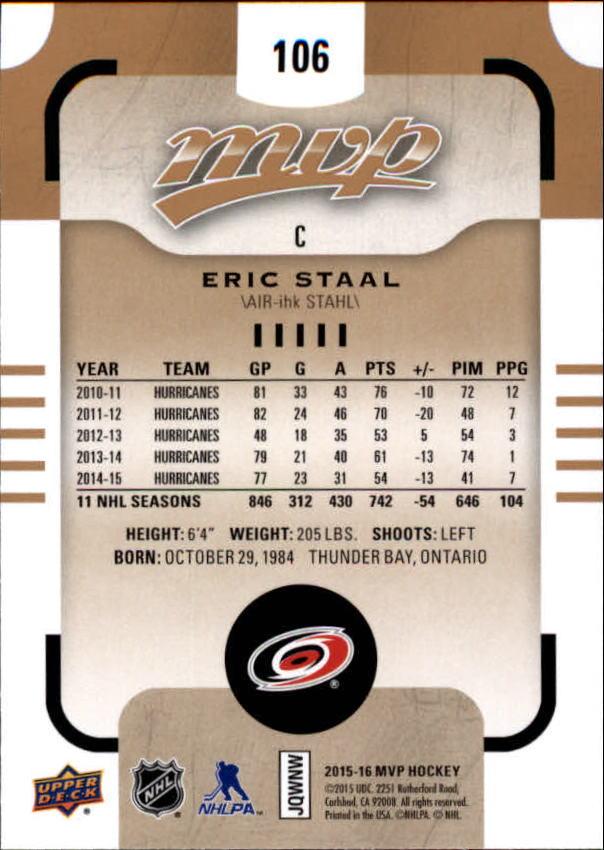 2015-16-Upper-Deck-MVP-Hockey-Card-Pick thumbnail 213