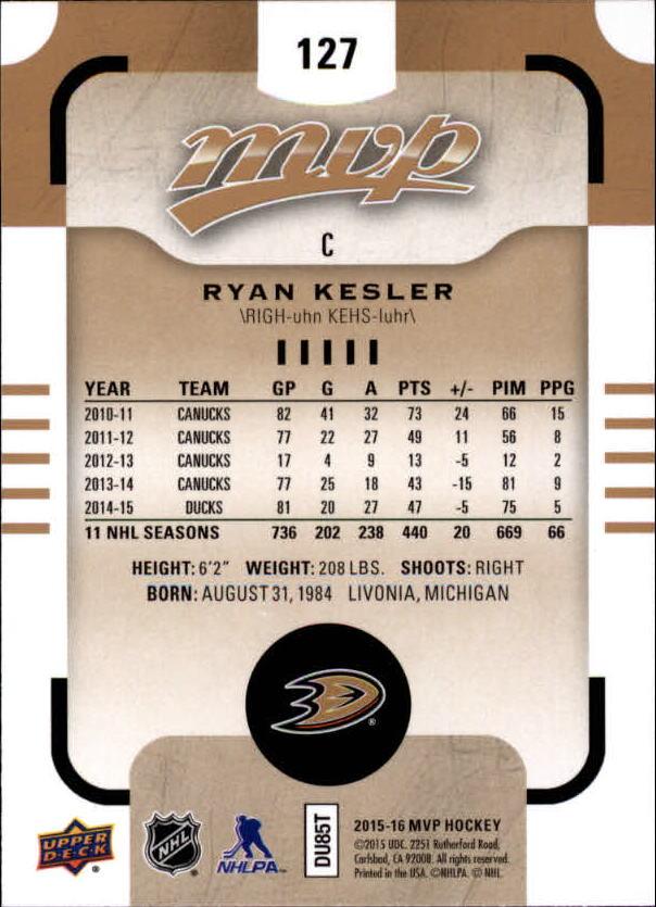 2015-16-Upper-Deck-MVP-Hockey-Card-Pick thumbnail 237