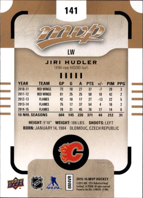 2015-16-Upper-Deck-MVP-Hockey-Card-Pick thumbnail 253