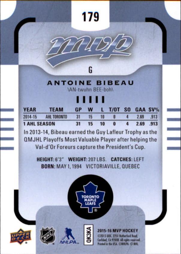 2015-16-Upper-Deck-MVP-Hockey-Card-Pick thumbnail 297