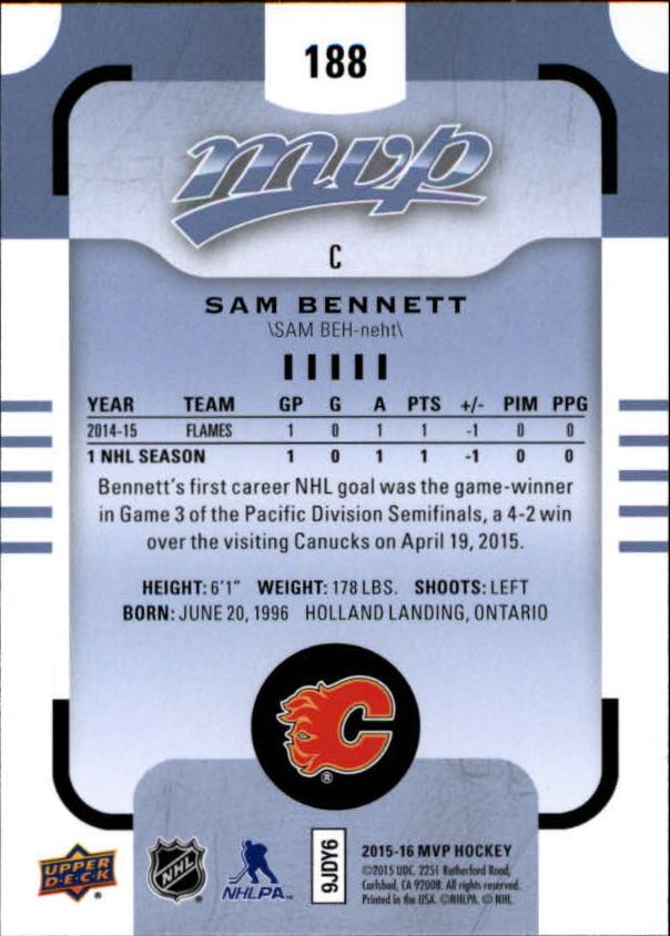 2015-16-Upper-Deck-MVP-Hockey-Card-Pick thumbnail 305