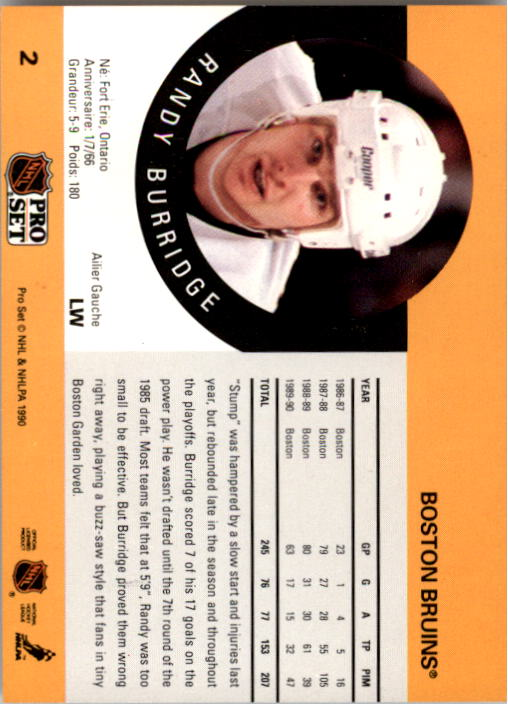 1990-91-Pro-Set-Hockey-Cards-1-222-Rookies-You-Pick-Buy-10-cards-FREE-SHIP thumbnail 5