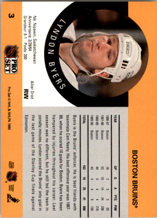 1990-91-Pro-Set-Hockey-Cards-1-222-Rookies-You-Pick-Buy-10-cards-FREE-SHIP thumbnail 7