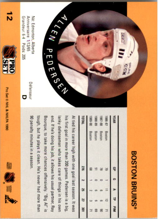1990-91-Pro-Set-Hockey-Cards-1-222-Rookies-You-Pick-Buy-10-cards-FREE-SHIP thumbnail 25