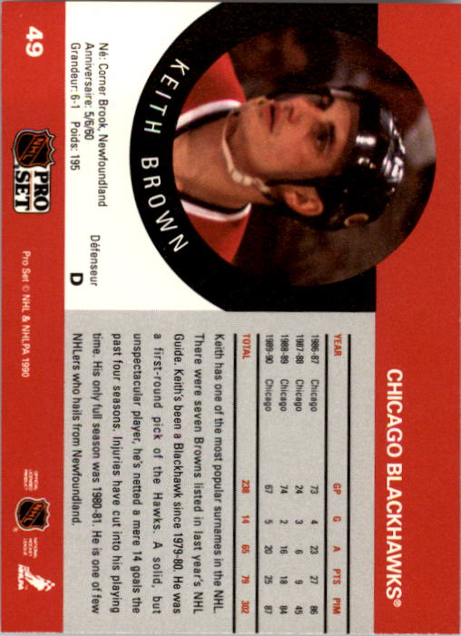 1990-91-Pro-Set-Hockey-Cards-1-222-Rookies-You-Pick-Buy-10-cards-FREE-SHIP thumbnail 97
