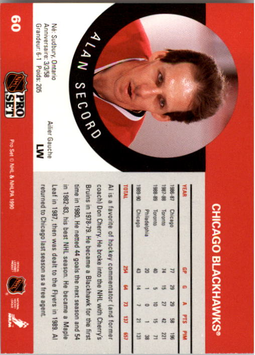 1990-91-Pro-Set-Hockey-Cards-1-222-Rookies-You-Pick-Buy-10-cards-FREE-SHIP thumbnail 119
