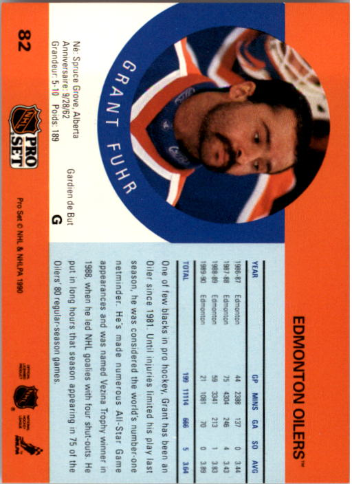 1990-91-Pro-Set-Hockey-Cards-1-222-Rookies-You-Pick-Buy-10-cards-FREE-SHIP thumbnail 163