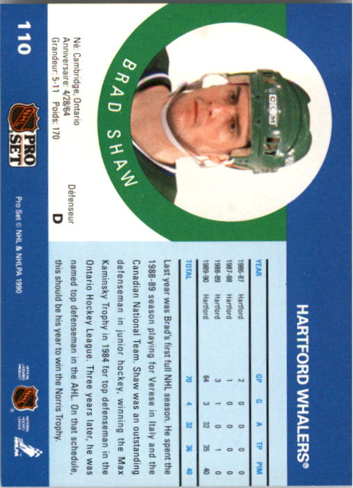 1990-91-Pro-Set-Hockey-Cards-1-222-Rookies-You-Pick-Buy-10-cards-FREE-SHIP thumbnail 219