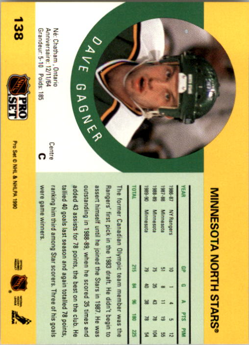 1990-91-Pro-Set-Hockey-Cards-1-222-Rookies-You-Pick-Buy-10-cards-FREE-SHIP thumbnail 275
